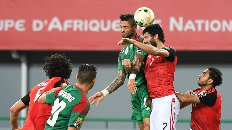 Egipt - Maroko