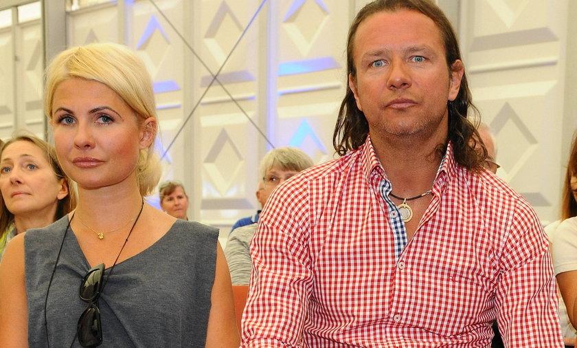 Majdan pokazał nową dziewczynę