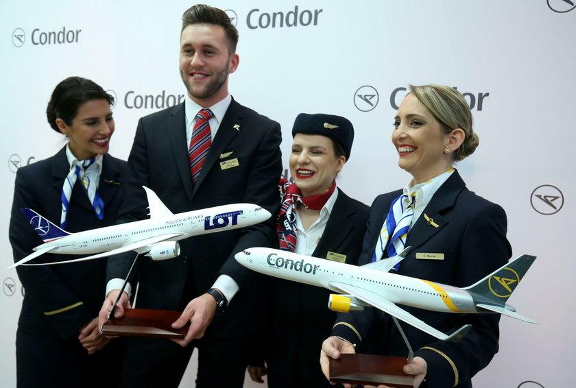 Lufthansa storpeduje zakup Condora? Zapytali o to Niemców