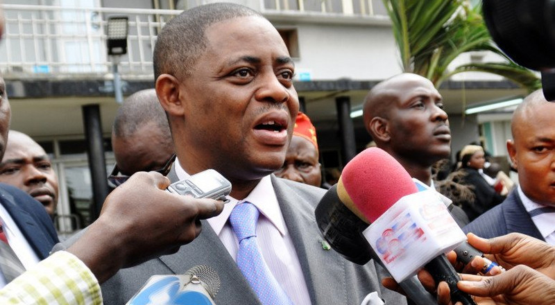 Fani-Kayode says he caught his estranged wife in bed with a married man