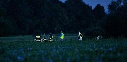 Wypadek śmigłowca pod Strzegomiem. Jedna z ofiar to świetny pilot