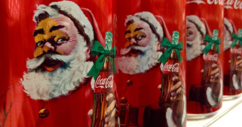 Dlaczego Święty Mikołaj nie zareklamuje Pepsi?