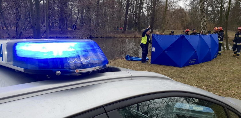 Szokujące odkrycie w Kaliszu. W rzece znaleziono ciało