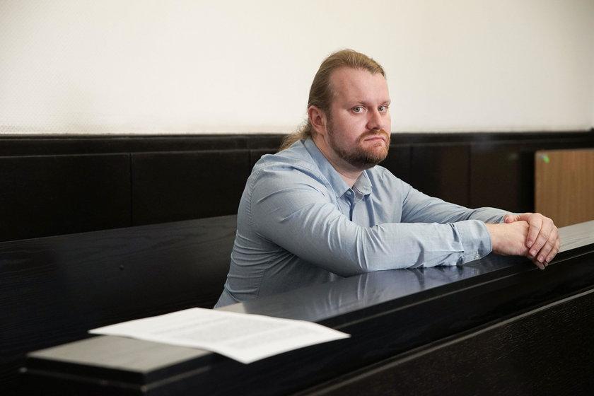 Stsiapan S. został skazany na rok więzienia w zawieszeniu na 3 lata