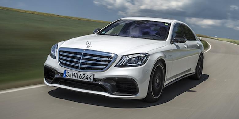 Mercedes-AMG S63 i S65 – ekstremalne wersje klasy S