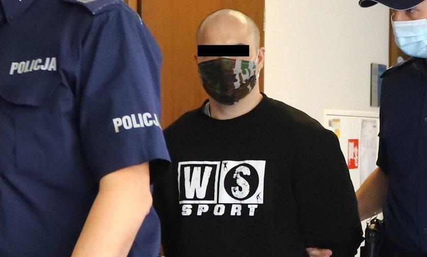 Tomasz M. został skazany na 25 lat więzienia