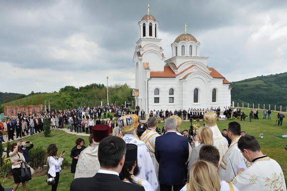 Agencija za korupciju ispitivala da li su pare Fondacije otišle za crkvu u Bajčetini