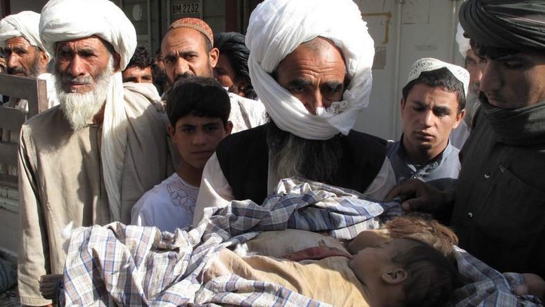 W ataku NATO zginęło co najmniej 10 dzieci
