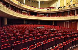 Premiera 'Trzech wysokich kobiet' w Teatrze Polskim