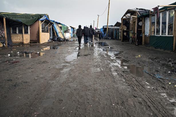 Atak Polaków na uchodźców w Niemczech