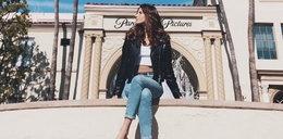 Weronika Rosati zwiedza słynne studio filmowe w Los Angeles. Dostała rolę w popularnym serialu?