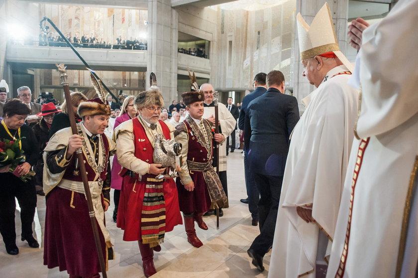 Dary dla kardynała