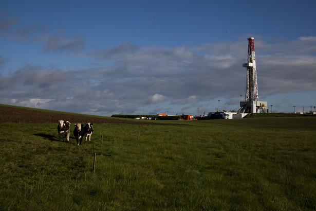 Gaz łupkowy. Odwiert San Leon w Lewinie. Zdj. San Leon Energy