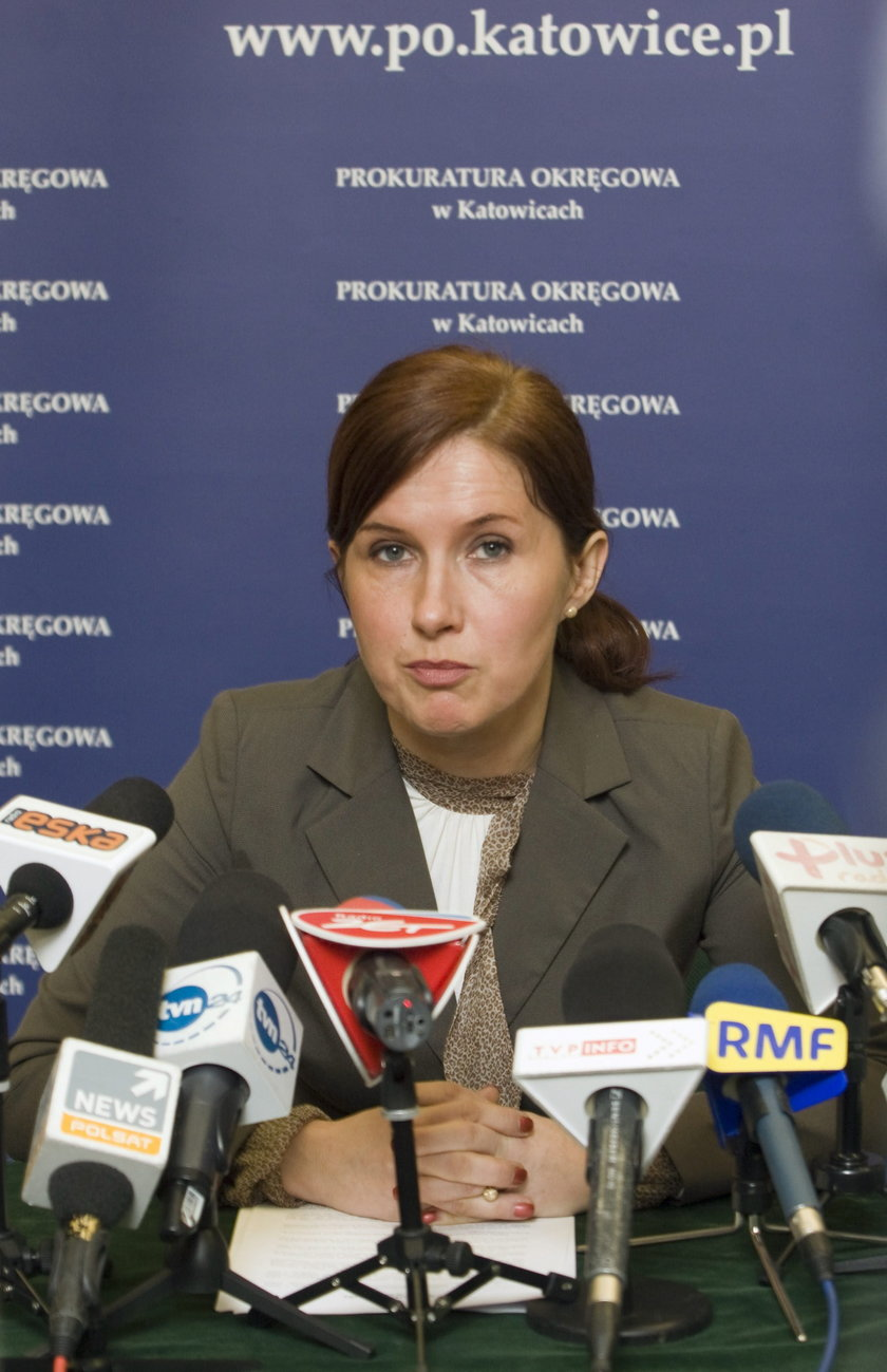 Marta Zawada-Dybek, rzecznik Prokuratury Okręgowej w K-cach