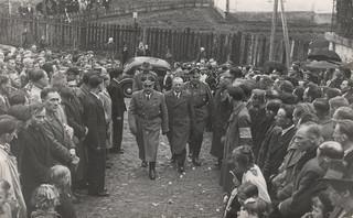 """Ofiarami SS """"Galizien"""" byli zarówno mieszkańcy Huty Pieniackiej, jak i uciekinierzy z Wołynia"""
