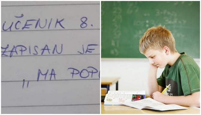 Nastavnici anonimno dele kako izgleda jedan njihov radni dan