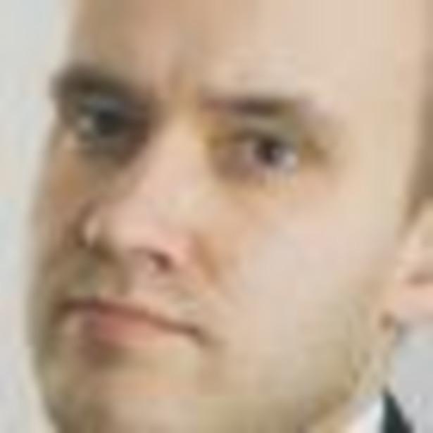 Adrian Artowicz, dyrektor Departamentu Podatków Bezpośrednich w ECDDP Fot. Wojciech Górski