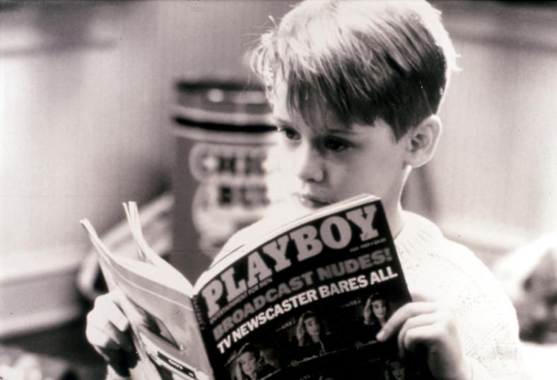 "Macaulay Culkin w filie ""Kevin sam w domu"""