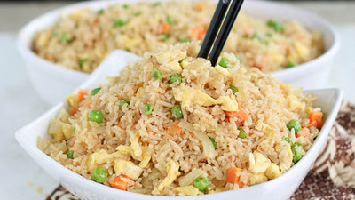 DIY Recipes: How to make Coconut fried rice