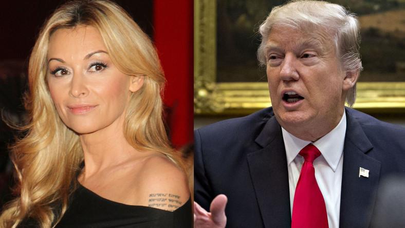 Martyna Wojciechowska, Donald Trump
