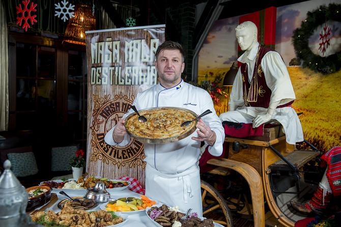 Nihad Mameledžija, najpoznatiji kuvar iz Bosne, kuvaće za Beograđane