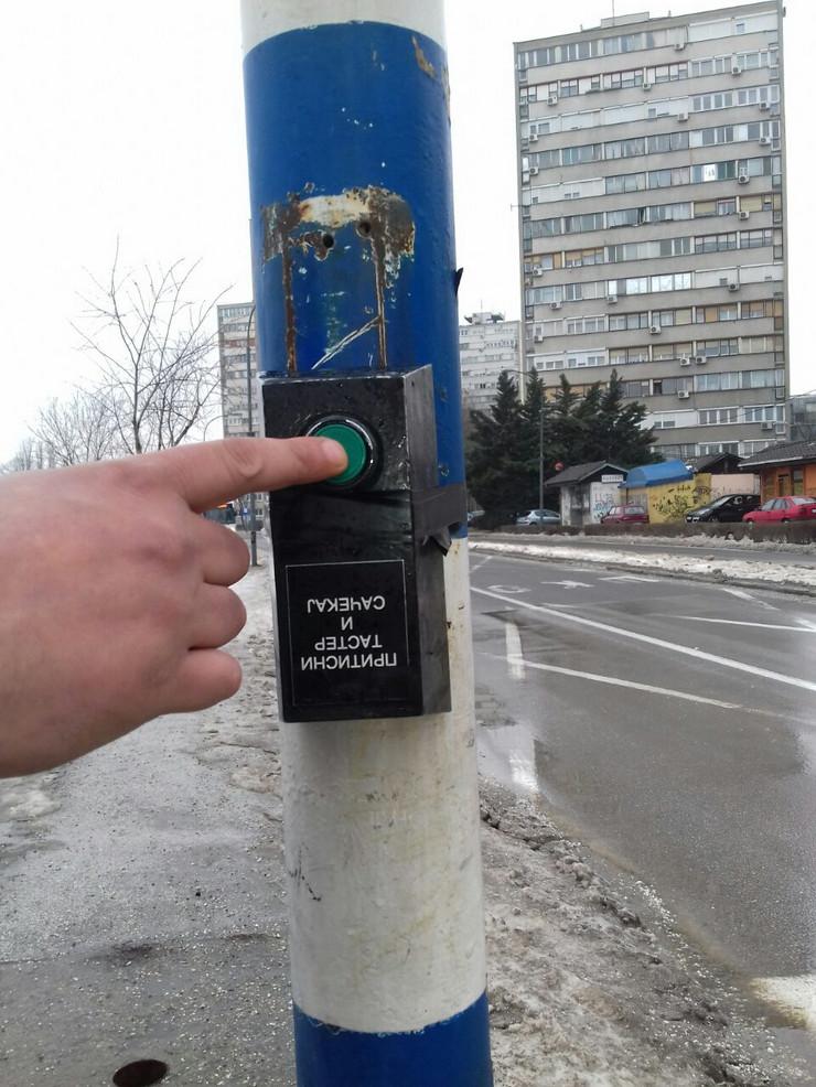semafor, kragujevac