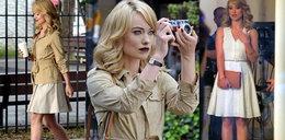 Piękna Olivia Wilde w blondzie. Jak Marilyn