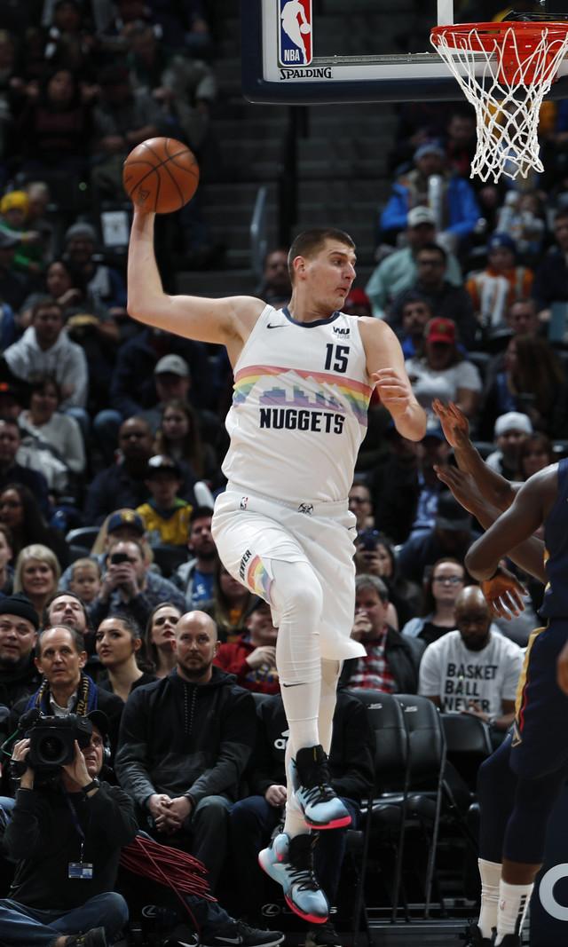 Nikola Jokić predvodi Denver Nagetse do plej-ofa NBA lige