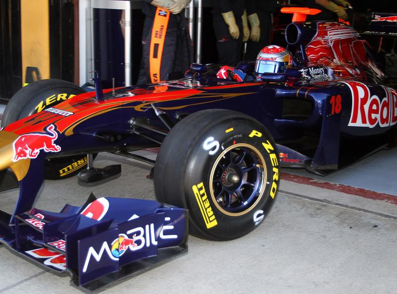 Pirelli życzy Robertowi powrotu do zdrowia