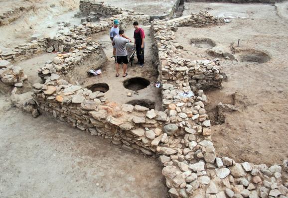 Arheološko nalazište između Bujanovca i Vranja