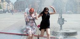 Kurtyny wodne ochłodzą krakowian i turystów