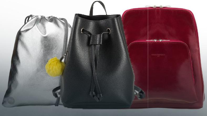 0a63caf7d529f Plecak zamiast torebki. Praktyczna i stylowa alternatywa do pracy ...