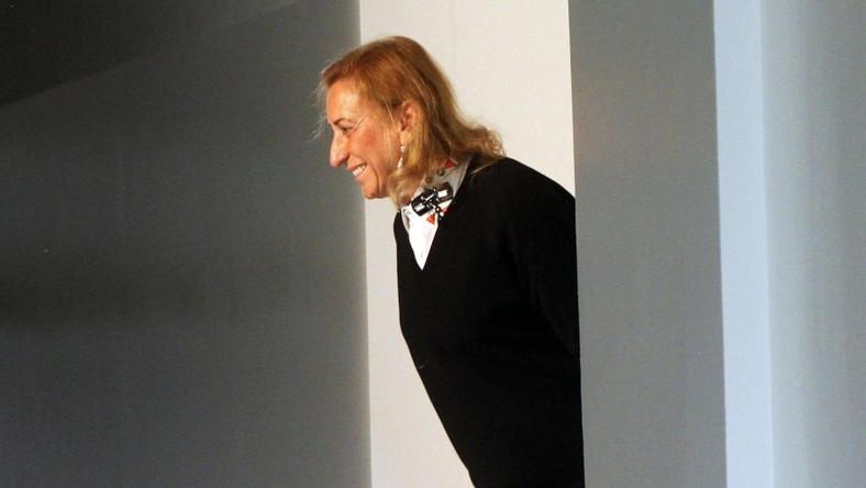 Kasandra włoskiego świata mody