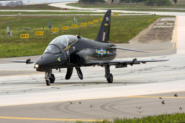 Brytyjskie maszyny Tornado przelatywały dotychczas nad Syrią w drodze z Cypru nad Irak tylko z ładunkami bomb i rakiet powietrze-ziemia