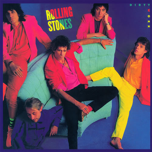 "The Rolling Stones - ""Dirty Work"""