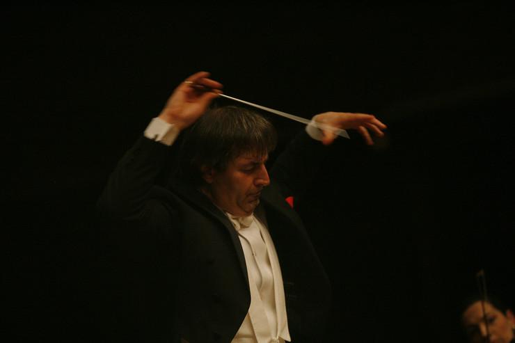Danijel Rajskin, dirigent