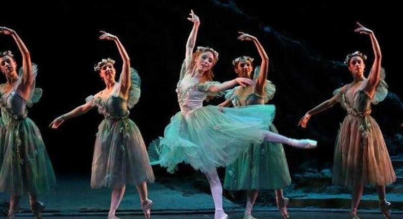 Joyce Theater Ballet Festival has a starry lineup