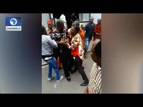 Ekweremadu attacked in Germany (Channels TV)