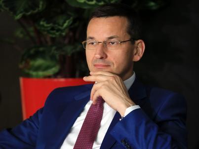 Wicepremier Mateusz Morawiecki mówi, że w budżecie na 2018 rok znacznie wzrosną wydatki na cele społeczne