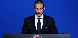 Twarde stanowisko UEFA. Piłkarze grający w Superlidze będą wykluczeni z MŚ i ME