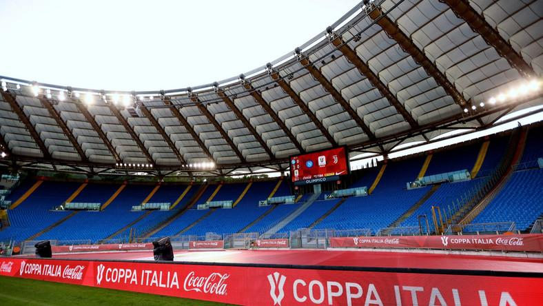 Stadion w Rzymie