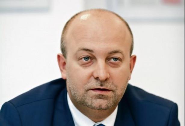 Łukasz Piebiak wiceminister sprawiedliwości / fot. Wojtek Górski