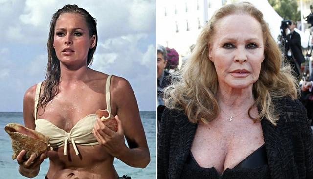 Nekada je bila seks simbol: Ursula Andres