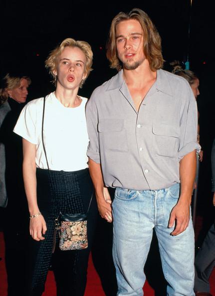 Juliette Lewis și Brad