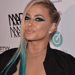 44-letnia Carmen Electra na ściance. Seksowna czy wyzywająca?