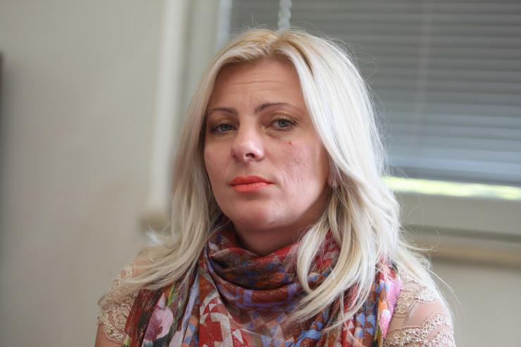 Vera Sladojevic direktor Centra za socijalni rad Banjaluka