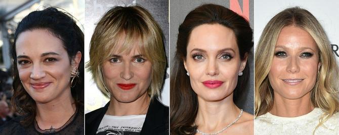 Azija Argento, Džudit Godređ, Anđelina Džoli i Gvinet Paltrou samo su neke od glumica koje optužuju producenta
