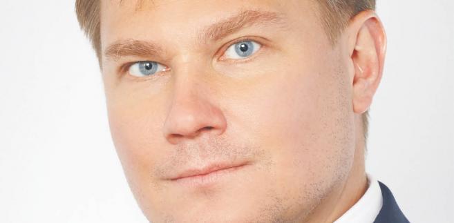 Piotr Antoni Dąbrowski, adwokat, ekspert w zakresie prawa nieruchomości  fot. Materiały prasowe