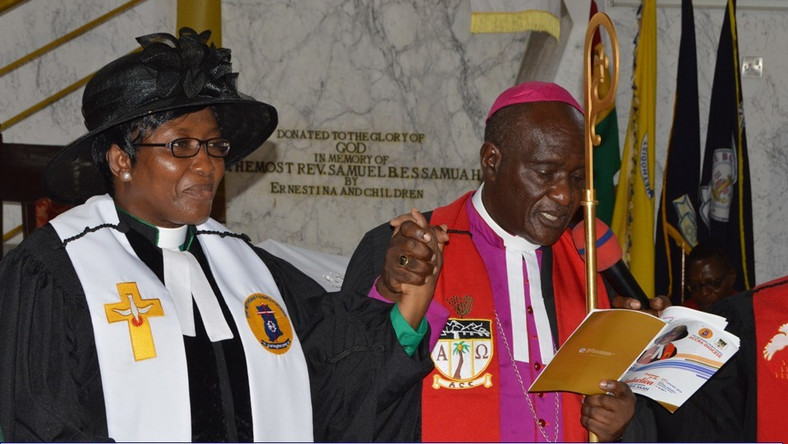 Superintendent Minister and Accra Bishop