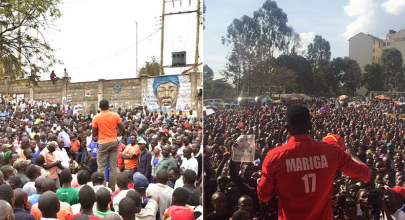 Jubilee, ODM, ANC, Ford-K officials summoned over chaos during Kibra campaigns